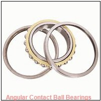 35 mm x 72 mm x 27 mm  SKF 3207 A-2RS1TN9/MT33  Angular Contact Ball Bearings