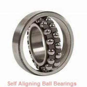 CONSOLIDATED BEARING 1204 P/6  Self Aligning Ball Bearings
