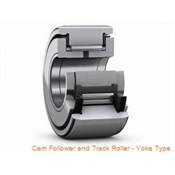 INA RSTO8-TV-X  Cam Follower and Track Roller - Yoke Type