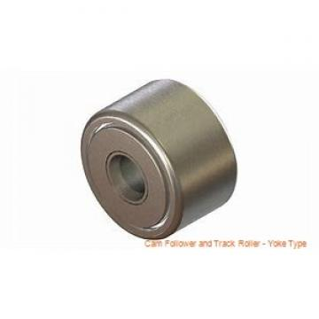 INA NA2206-2RSR  Cam Follower and Track Roller - Yoke Type