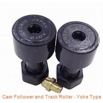 INA NNTR110X260X115-2ZL  Cam Follower and Track Roller - Yoke Type