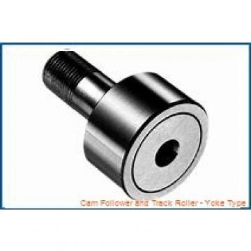 RBC BEARINGS Y 72 L  Cam Follower and Track Roller - Yoke Type