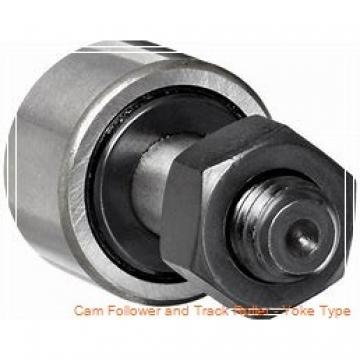 INA RSTO25  Cam Follower and Track Roller - Yoke Type