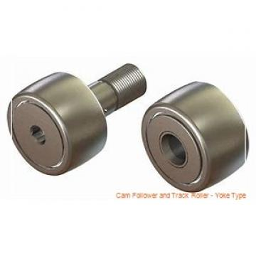 INA NA2200-X-2RSR  Cam Follower and Track Roller - Yoke Type