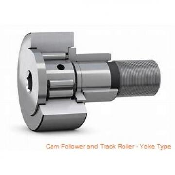 INA NA2201-X-2RSR  Cam Follower and Track Roller - Yoke Type