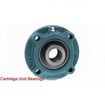 DODGE CYL-SXR-101  Cartridge Unit Bearings