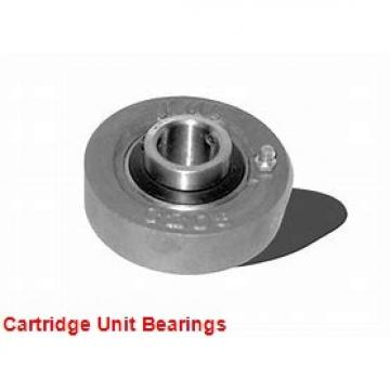 QM INDUSTRIES QVVMC13V204SB  Cartridge Unit Bearings