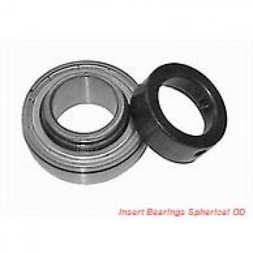 AMI MB2-10  Insert Bearings Spherical OD