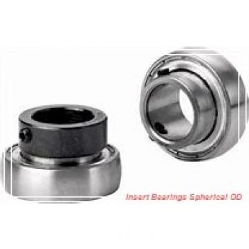 AMI UG310-31  Insert Bearings Spherical OD