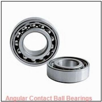 75 mm x 160 mm x 37 mm  SKF QJ 315 N2MA  Angular Contact Ball Bearings