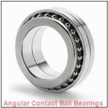 40 mm x 80 mm x 18 mm  SKF QJ 208 MA  Angular Contact Ball Bearings