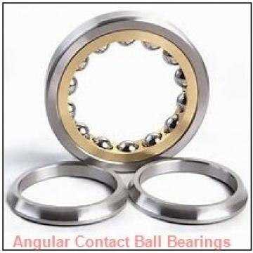 30 mm x 62 mm x 23.8 mm  SKF 3206 ATN9  Angular Contact Ball Bearings
