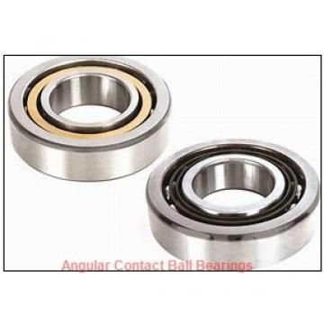 55 mm x 140 mm x 33 mm  SKF 7411 BGM  Angular Contact Ball Bearings